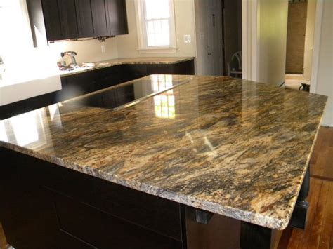 Granite Countertop Pictures Kitchen by Beautiful Custom Hurricane Granite Kitchen The