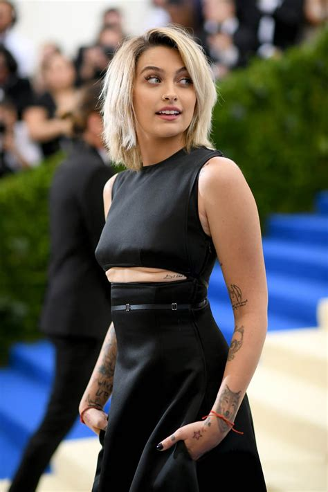 paris jackson vs madonna madonna and paris jackson at 2017 met gala
