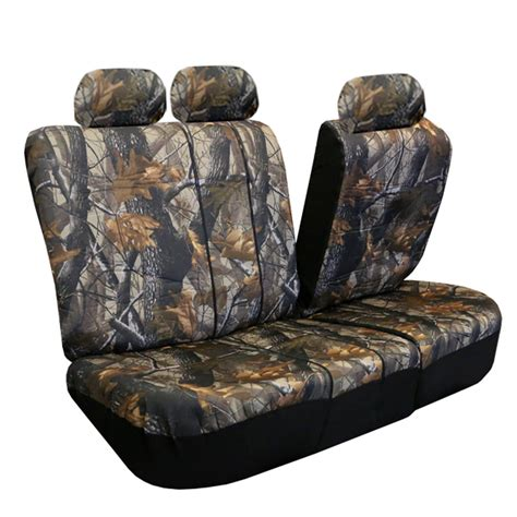 camo seat cover set car seat covers camouflage top quality seat covers