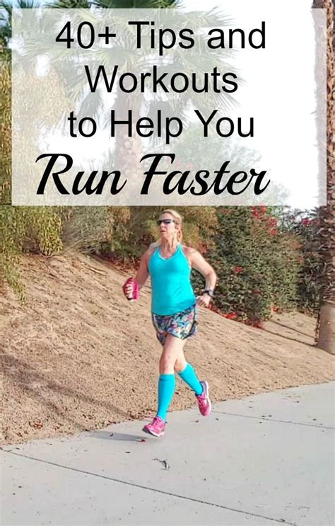 9 tips to improve running let s run faster 40 tips and workouts to help increase your speed running and workout
