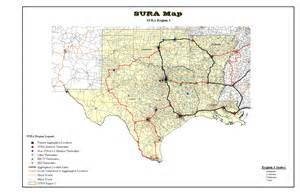 Texas Louisiana Map by Sura Crossroads Initiative Information For Potential