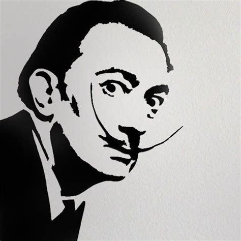 black and dali on pinterest best 25 stencil art ideas on pinterest stencil graffiti