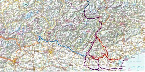 itinerario anello delle citt 224 affluenti po images frompo 1