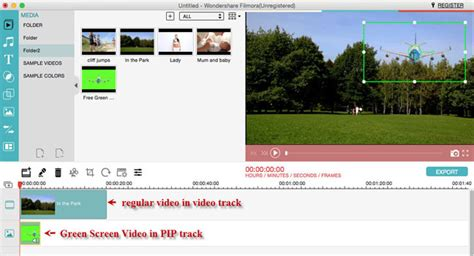 wondershare filmora green screen tutorial best 4 green screen software windows mac techalook