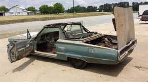 1966 Ford Thunderbird Parts Purchase Used 1966 Ford Thunderbird Convertible Parts Car