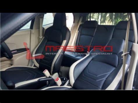 Cover Jok Mobil Honda Brio honda brio rs 2017 dengan jok mobil mbtech