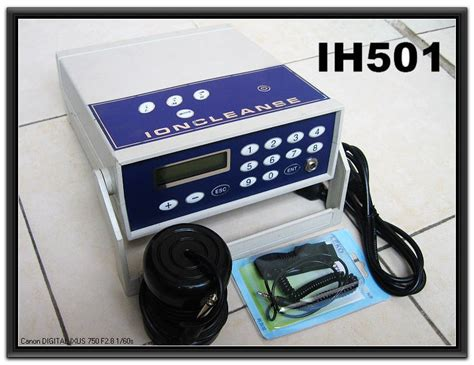 Ionic Detox Machine Manufacturers by China Ion Detox Foot Bath Ionic Cleanse Cell Spa Machine