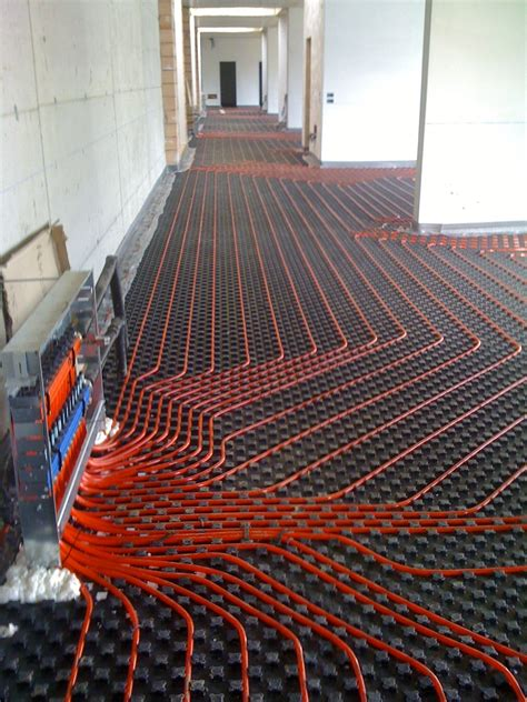 riscaldamento a pannelli radianti a pavimento impianto a pannelli radianti a pavimento cattozzi ivo