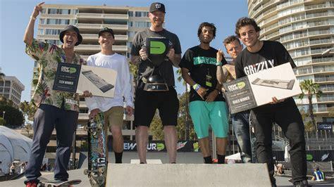 Blind Skateboards Team blind wins dew tour team challenge transworld skateboarding
