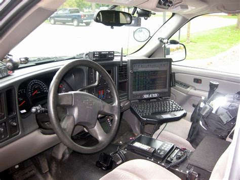2006 Chevy Tahoe Interior by Saginaw County