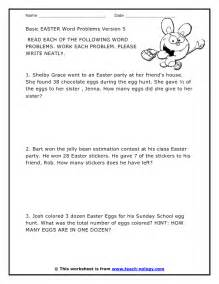 math story problem worksheets davezan