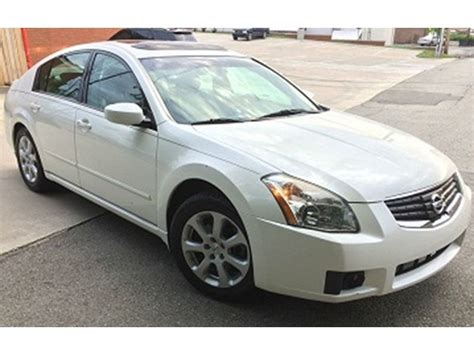2008 used nissan maxima used 2008 nissan maxima for sale by owner in new york ny