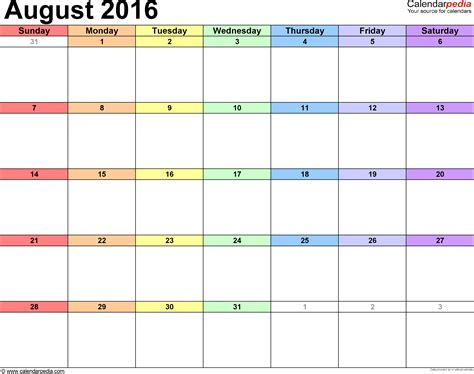 calendar downloads weekly monthly academic