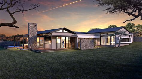 Modern House Plans In Gauteng Modern House | residential architecture residential architects in