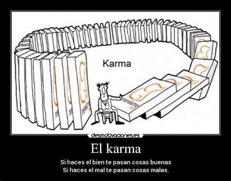imagenes tumblr karma el karma desmotivaciones