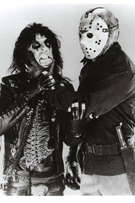alice cooper movies 17 best images about jason on pinterest the friday