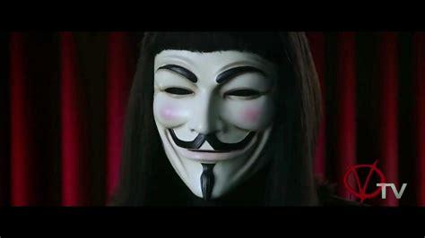 v for vendetta v for vendetta the revolutionary speech hd youtube