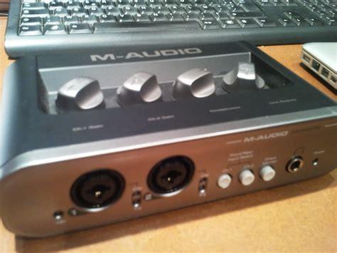 maudio mobile pre m audio mobilepre mkii image 574597 audiofanzine