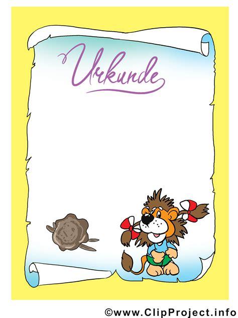 Word Vorlage Urkunde Kinder Urkundenvorlage