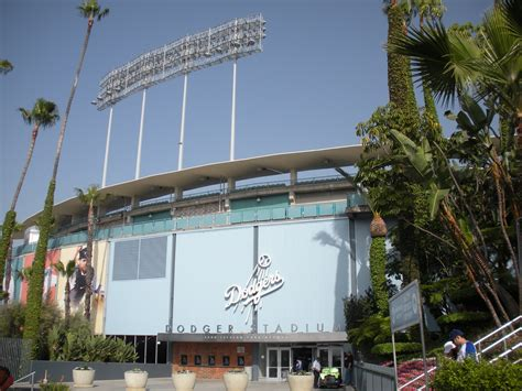 Geodesic Dome Home by Operation Outfield Infiltrate Dodger Stadium Original