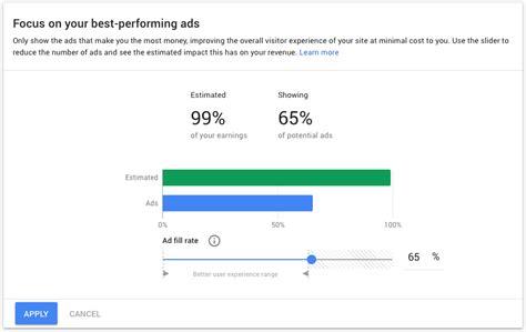 adsense balance google adsense ad balance tool officially back for good
