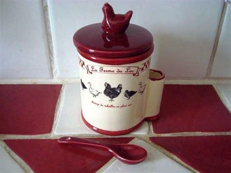 poule deco cuisine http decoacoeur com deco coq poule 855 pot a sel