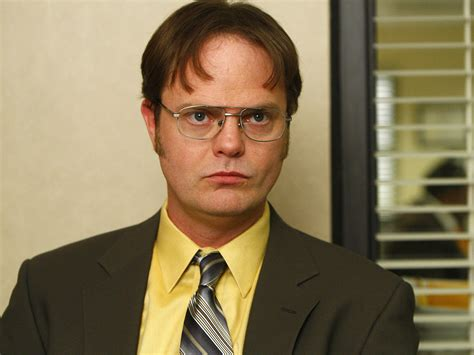 The Office Dwight sheknows entertainment recipes parenting advice