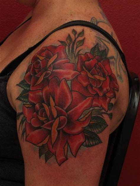 bouquet tattoos pictures