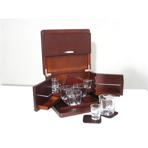 mini settee mini bar set