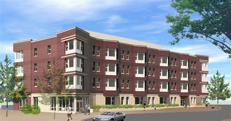 senior appartments senior life senior housing project breaks ground
