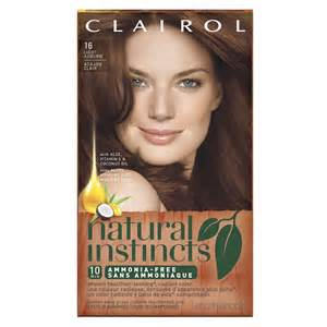 instincts hair color clairol instincts hair dye review