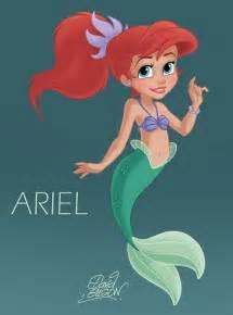 mermaid ariel fan art 37205080 fanpop