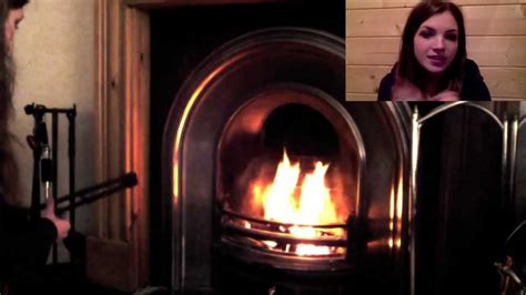 How To Light Gas Fireplace by How To Light A Traditional Log In A Fireplace