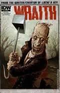 the wraith books wraith 2013 idw comic books