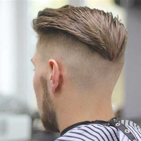 Hairstyle Back Sides by 10 New Mens Hair Slicked Back Mens Hairstyles 2018