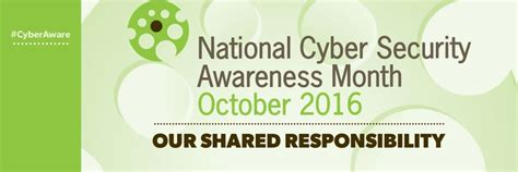 National Cyber Security Awareness Month: Why Your Online