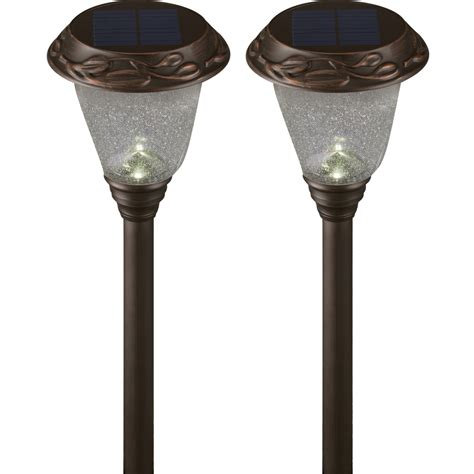 Lowes Landscape Lighting Shop Portfolio 2 Light 0 Flood Light 0 Spot Light Rubbed Bronze 0 Watt 0 W Equivalent Led