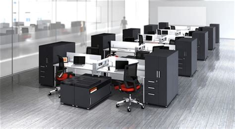 Benching Systems And Open Plan Available At Office Open Plan Office Furniture