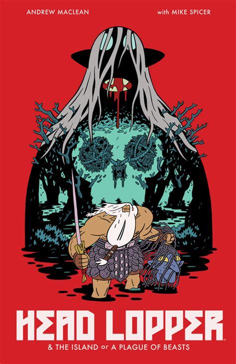 lopper vol 1 the island or a plague of beasts tp