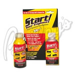 Fuel System Revitalizer Start Your Engine Start Your Engines Fuel System Revitalizer 4 Oz Fuel