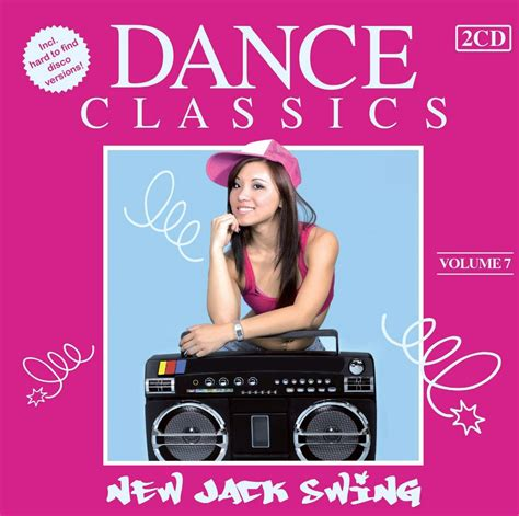 nu jack swing dance classics dubman home entertainment