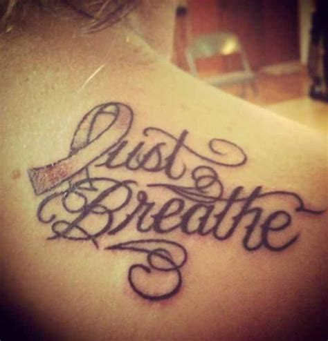 lung cancer tattoos designs lung cancer rip cancer