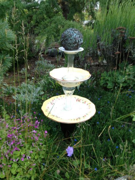 diy bird feeder and water garden pinterest