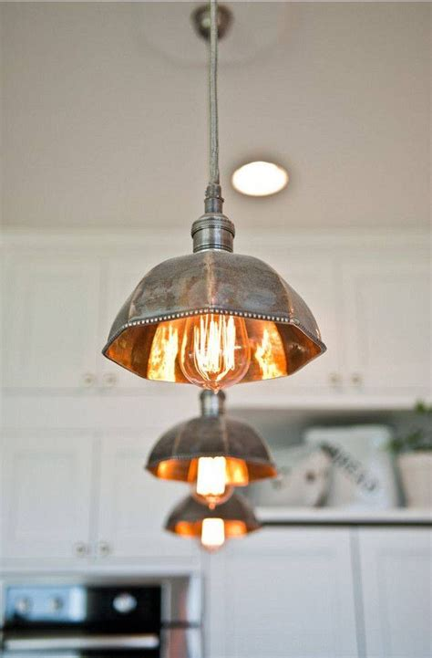 15 inspirations of orange pendant lights for kitchen