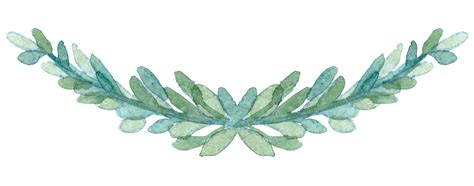 Water Doodle Shape Color Number watercolor greenery images search