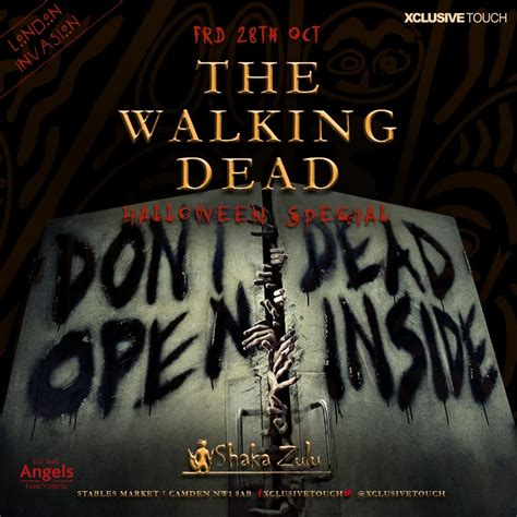 fireworks house dead spark renewed call for ra the walking dead special at shaka zulu