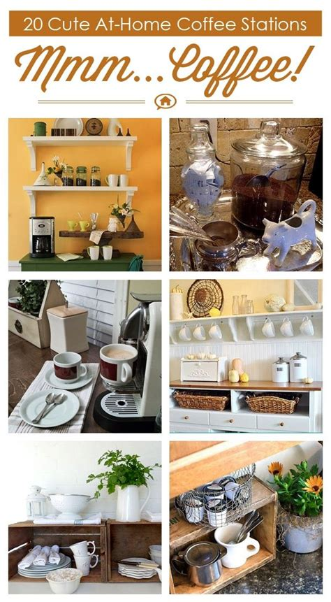 Kitchen House Coffee by Junk 206 Creative Diy Coffee Stations House