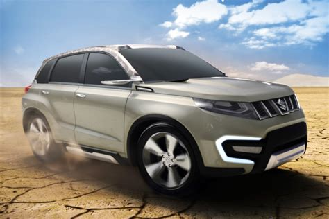 New Suzuki India New Suzuki Iv 4 Concept Suv Photo Gallery Car Gallery