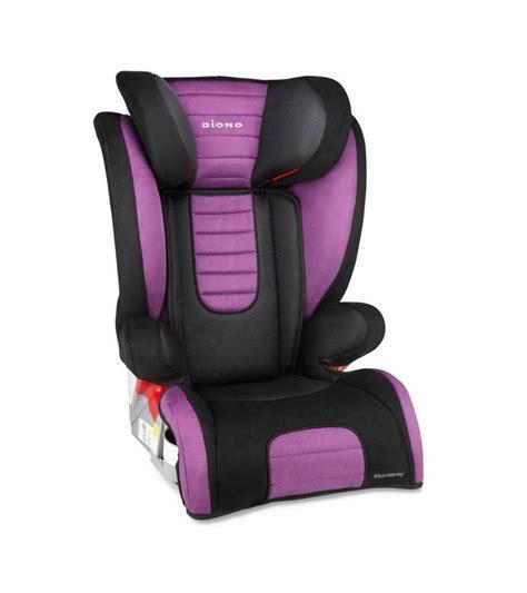 Car Seat Purplem diono monterey booster car seat purple