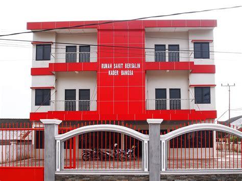 layout rumah sakit bersalin rumah sakit bersalin kader bangsa universitas kader